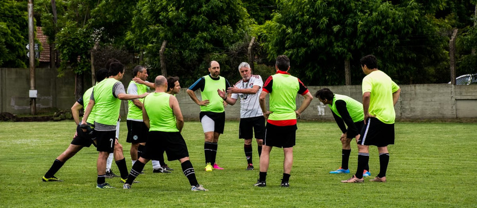Fútbol | Preparación para la Copa y partido postergado