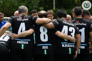 Fútbol Veteranos | Banco a fuerza de goles