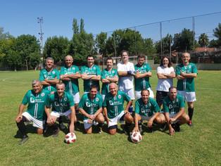 Fútbol Veteranos | Banco tuvo actividad de local