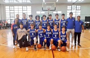 Básquet Menores   Con Felipe Mateos de capitán, la selección al Provincial u13