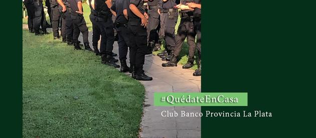 Comunicado   El Club a disposición de las autoridades