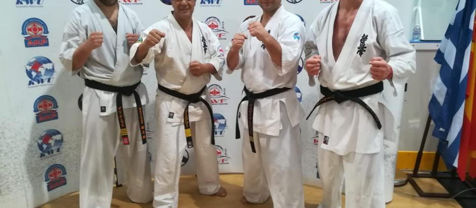 De Banco al Mundo, Nuestro Karate a Nivel Mundial