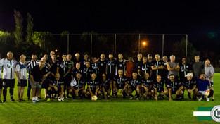 Noche de homenajes y deporte en Banco Provincia