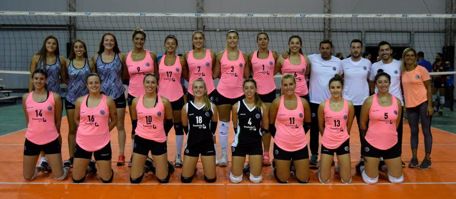 Liga Argentina Femenina de Voley | Banco va a Pergamino en busca de la clasificación
