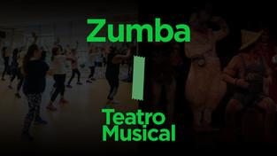 Nuevas actividades | Zumba y teatro musical en Banco
