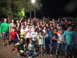 Fútbol Infantil | Banco destacó a jugadores