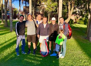 Tenis | Banco campeón en el interclubes  de la AAT +45