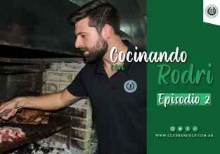 Cocinando con Rodri | Episodio 2 - Zapallo Cabutia