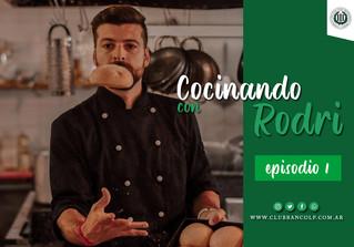 Cocinando con Rodri | Episodio 1- Empanadas de Matambre