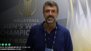 Banco Live | Nueva charla para los deportistas con Hugo Conte