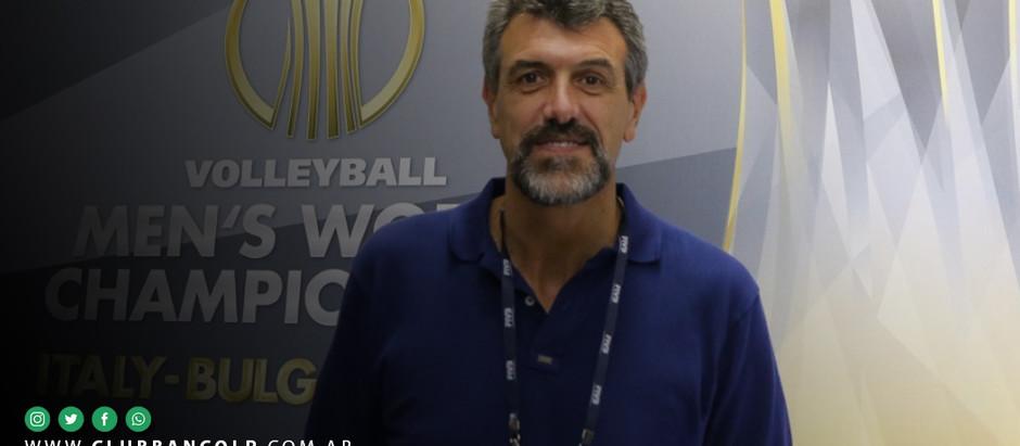 Banco Live   Nueva charla para los deportistas con Hugo Conte