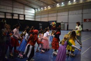 Patín | Las alumnas de Patín tuvieron de festejos