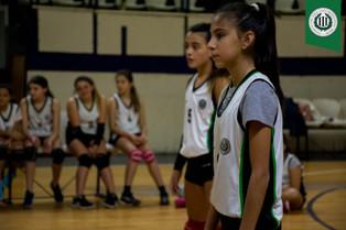 Voley Menores | Las Guapitas tuvieron una nueva jornada