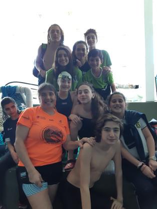 Natación | A la final Provincial de los Bonaerenses