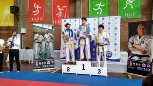 Karate | Un campeón sudamericano en la familia Bancaria