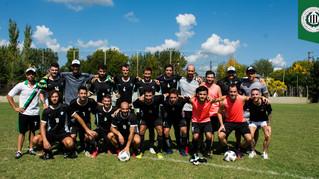 Fútbol Mayores   Banco vuelve de local
