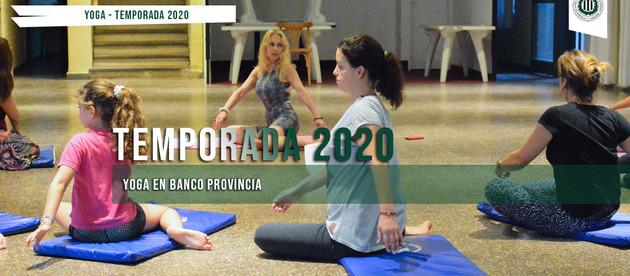 Yoga | Yoga se suma como nueva actividad en Banco Provincia