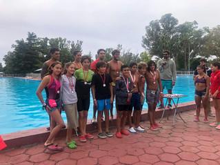 Natación | Maratón acuática en Estudiantes con un nuevo podio