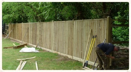 Slough Fencing