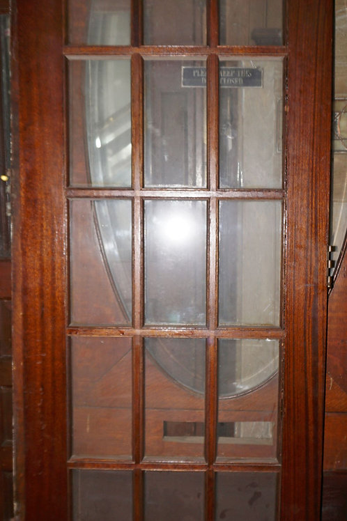 15 Lite Single French Door