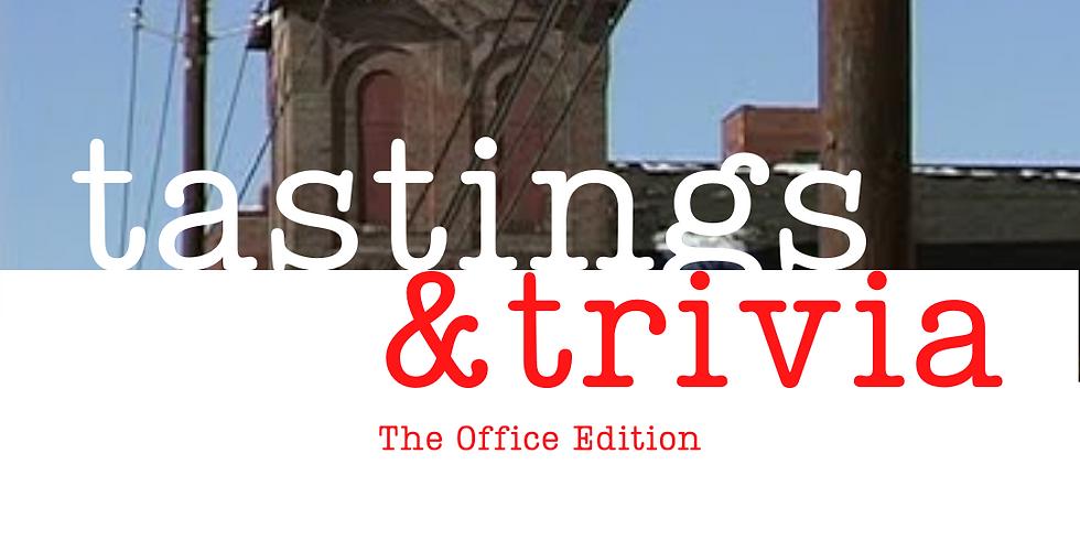 Tastings & Trivia: The Dundies