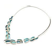 Jessica Noble, Silver Gemstone Handmade Ring, Synergy,