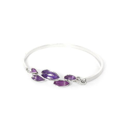 Reflect Bangle, Purple