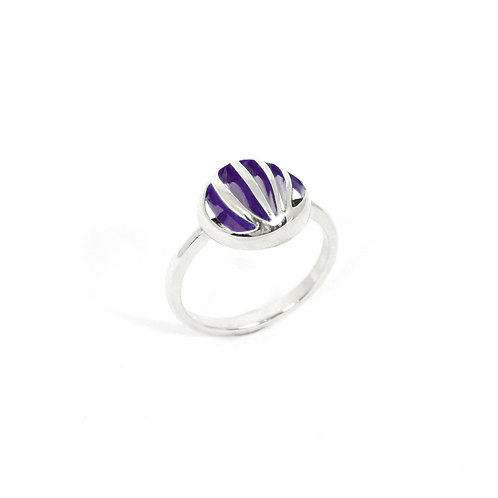 Entropic Round Ring,Purple