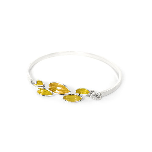 Reflect Bangle, Ochre