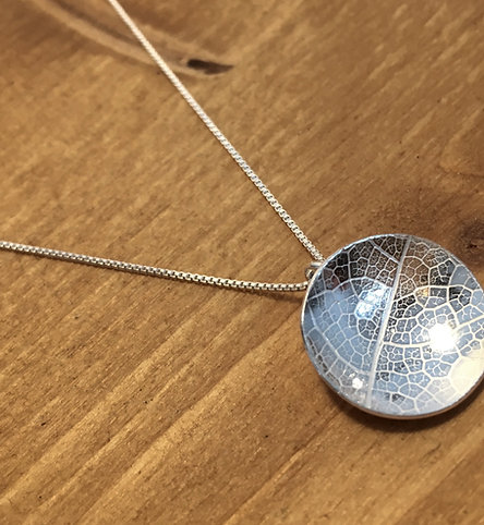 Make a Silver Pendant Workshop