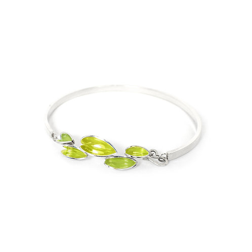 Reflect Bangle, Green