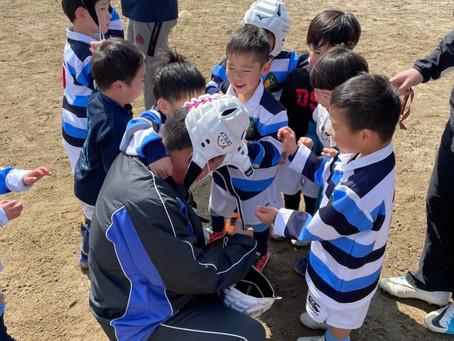 3/14小学部最終練習