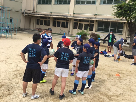 6/21小学部練習再開