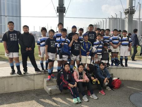11/8小学部ドコモカップ予選