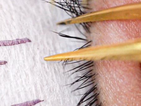 Are eyelash extensions bad for your natural lashes?