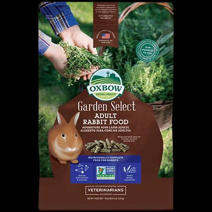 Nourriture pour lapin adulte Garden Select Oxbow