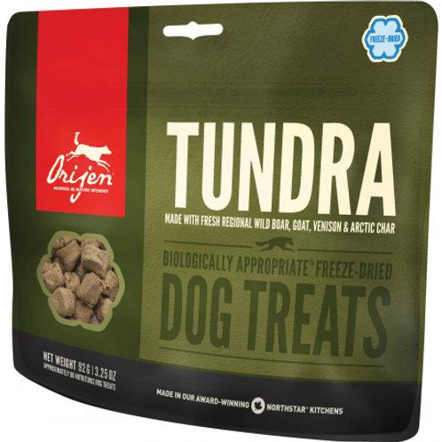 Gâteries Orijen Tundra pour chiens