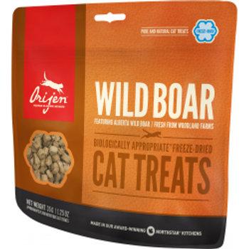 Gâteries sanglier Orijen pour chats Animal Expert St-Bruno