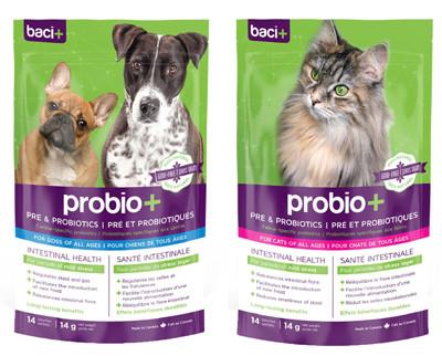 Prébiotique et probiotique de Baci+,  une action préventive efficace et naturelle