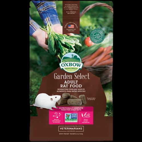 Oxbow Garden Select - Nourriture pour Rat Adulte