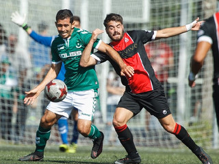 Crónica Senior A 2-1 CD Toledo