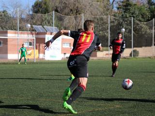Crónica Senior A 0-0 C.D.A. Navalcarnero