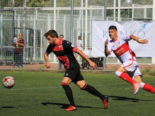 Crónica Senior A 0-1 UD Sanse