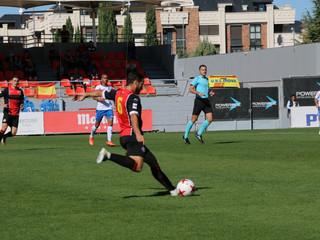 Previa Senior A - R.C. Deportivo Fabril