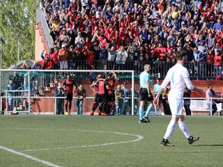 Crónica Senior A 1-0 Real Madrid Castilla