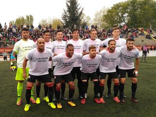 Crónica Senior A 1-0 Coruxo