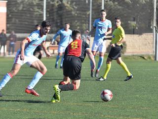 Crónica Senior A-Celta B