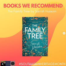 Recommendations from South Asian Book Club
