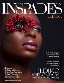 INSPADES Magazine 012 Cover
