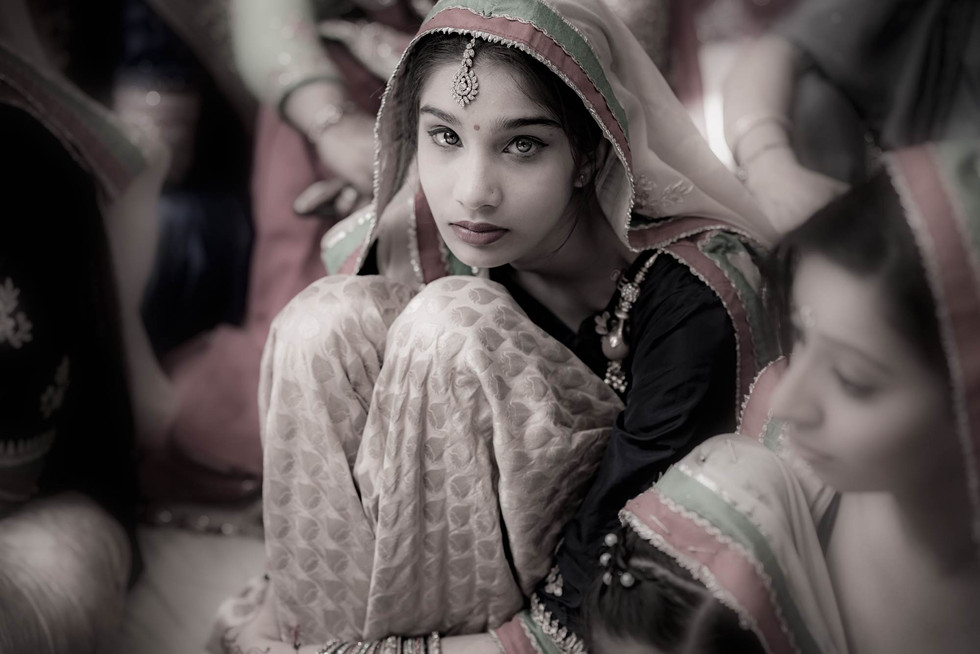 A beautiful glimpse on her soul